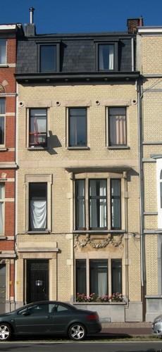 Antwerpen Desguinlei 180