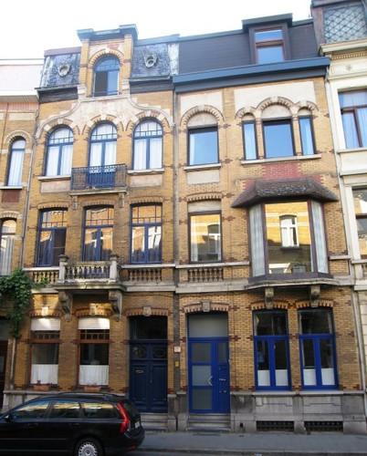 Antwerpen Hof ter Bekestraat 8-10