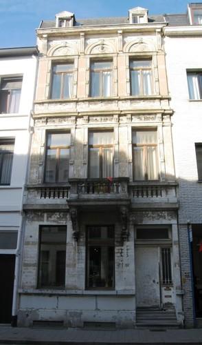 Antwerpen Moonsstraat 11