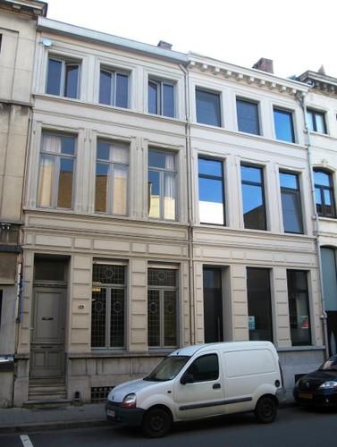 Antwerpen Moonsstraat 42-44