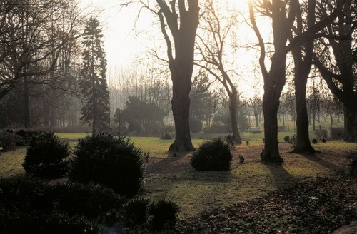 Het herenboerenparkje Luikersteenweg 561 in Gelinden