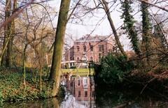 Park van het kasteel van Blekkom