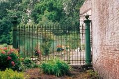 Park van het kasteel van Hasselbroek