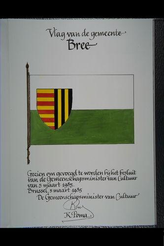 Bree Vlag