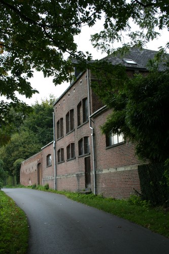 Merchtem Poverstraat 11 bijgebouwen