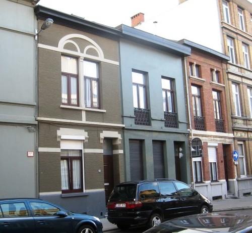 Antwerpen Lange Elzenstraat 58-62
