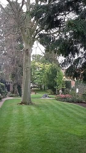 Tuin bij Talbot House (Poperinge)