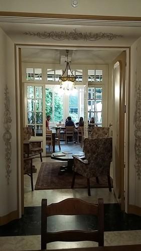 Benedenverdieping van Talbot House (Poperinge)