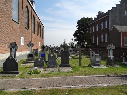 Maarkedal Nukerkeplein zonder nummer Noordkant van het kerkhof