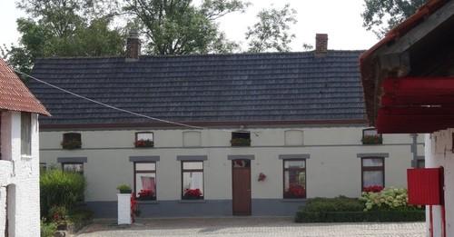 Kluisbergen Kosterstraat 1 Boerenwoning