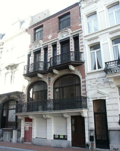 Blankenberge Albertstraat 33-35