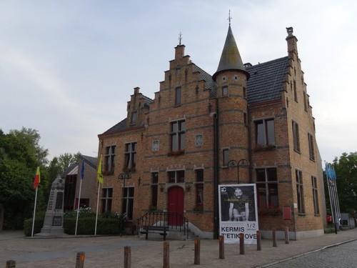 Maarkedal Nederholbeekstraat 1 Noordzijde