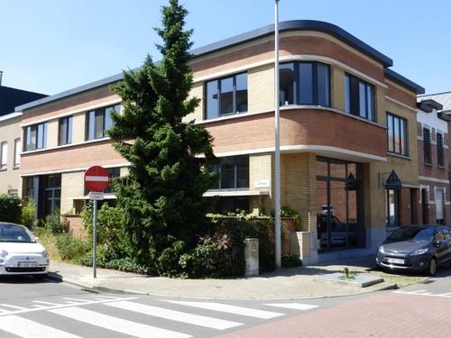 Antwerpen Bosschaert De Bouwellei Boshovestraat 100