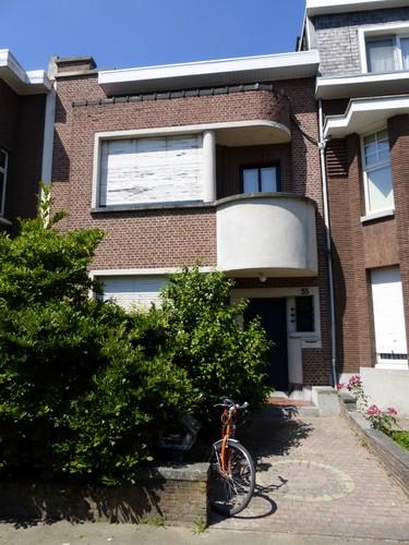 Antwerpen Bosschaert De Bouwellei 35