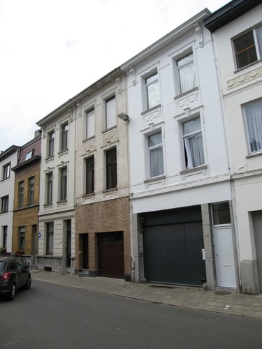 Antwerpen Lundenstraat 21-25