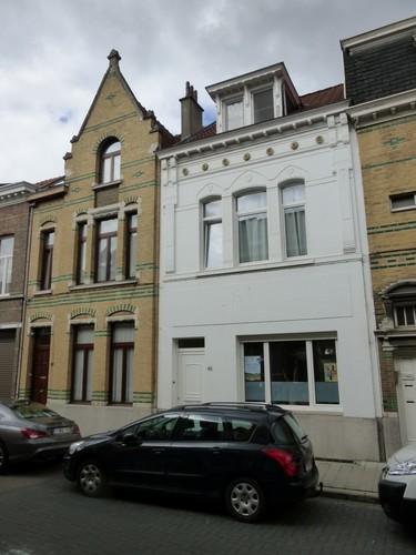 Antwerpen Lundenstraat 43-45