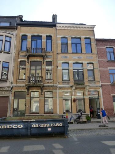 Antwerpen Leeuwlantstraat 32-30