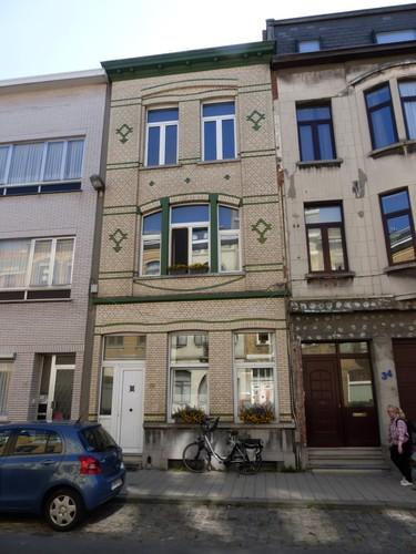 Antwerpen Leeuwlantstraat 36
