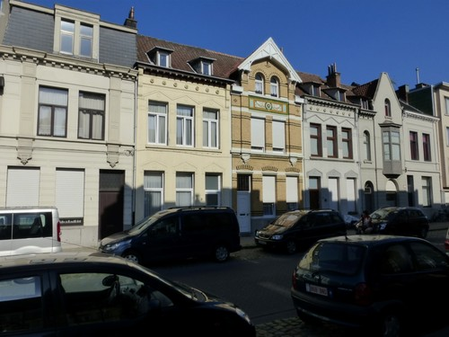 Antwerpen Leeuwlantstraat 1-7