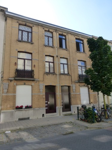 Antwerpen Leeuwlantstraat 14-12