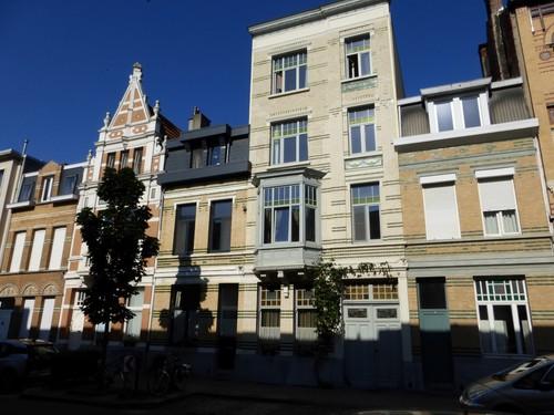 Antwerpen Leeuwlantstraat 17-25