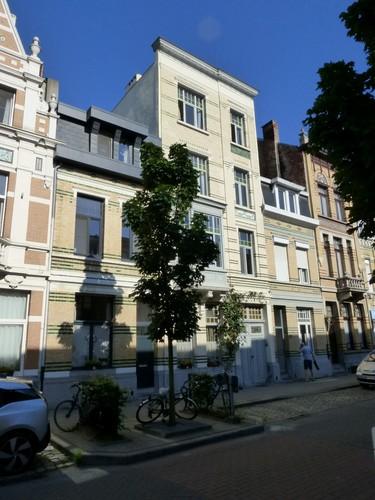 Antwerpen Leeuwlantstraat 21-25