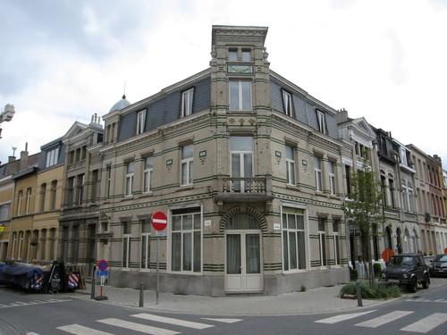 Antwerpen Plankenbergstraat 27-29 Lundenstraat