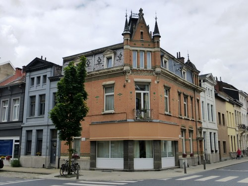 Antwerpen Plankenbergstraat 80-82 Leeuwlantstraat 39