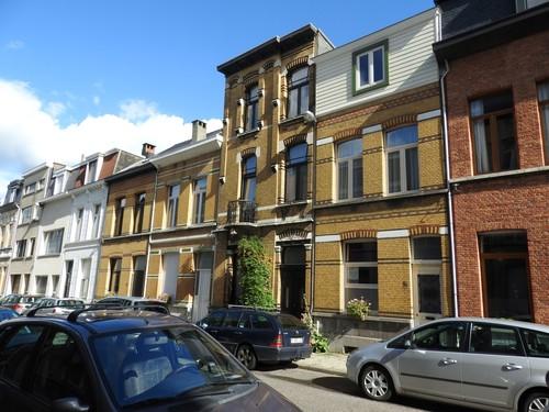 Antwerpen Thisiusstraat 12-18