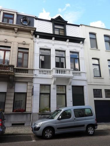 Antwerpen Thisiusstraat 19