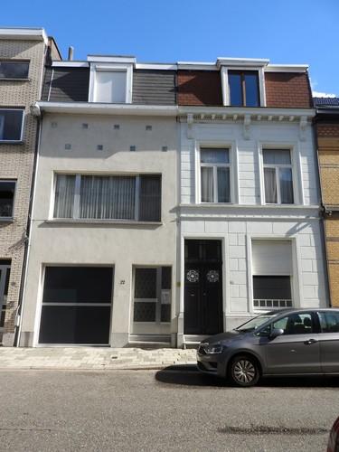 Antwerpen Thisiusstraat 20-22