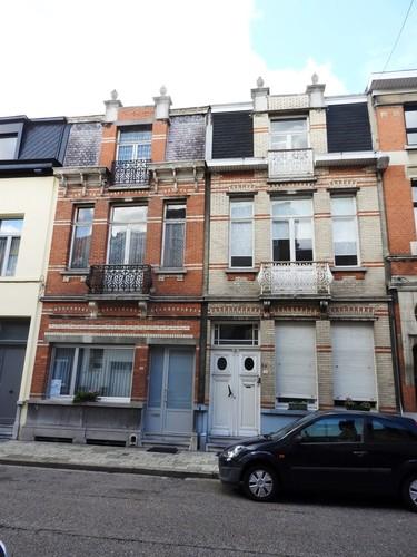 Antwerpen Thisiusstraat 33-35