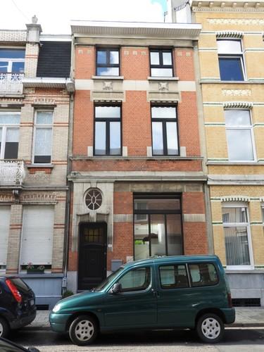 Antwerpen Thisiusstraat 37