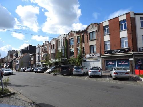 Antwerpen Gallifortlei straatbeeld 1-31