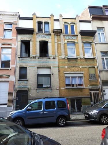 Antwerpen Thisiusstraat 1-3