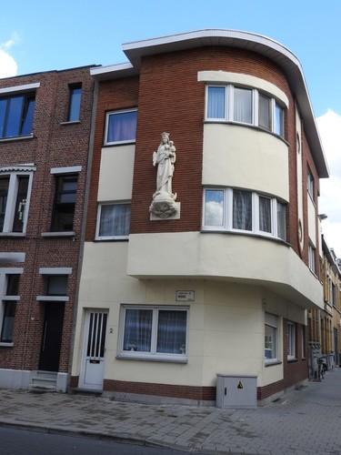 Antwerpen Thisiusstraat 2 beeld