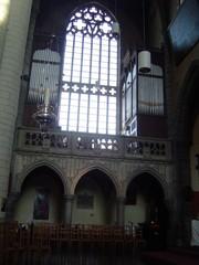 Orgel kerk Sint-Medardus