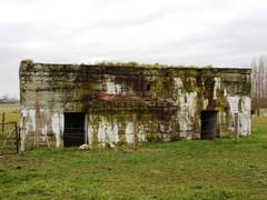 Duitse bunker Sinner Farm