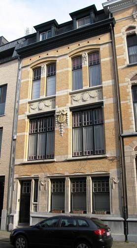 Antwerpen Jan Blockxstraat 11