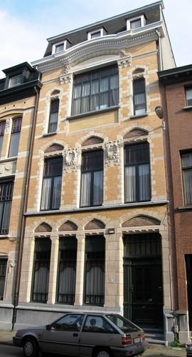 Antwerpen Jan Blockxstraat 13