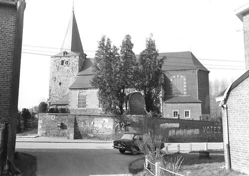 Voeren Kerkstraat 1