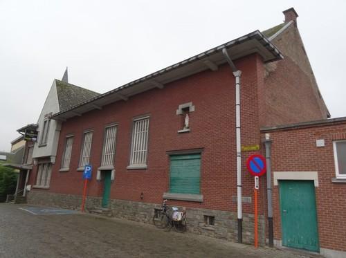 Oudenaarde Materplein zonder nummer Parochiezaal