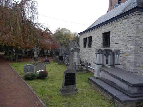 Oudenaarde Oudstrijdersstraat 111 Zuidzijde van het kerkhof
