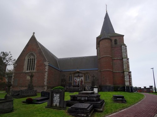 Oudenaarde Edelareberg zonder nummer Sint-Martinuskerk