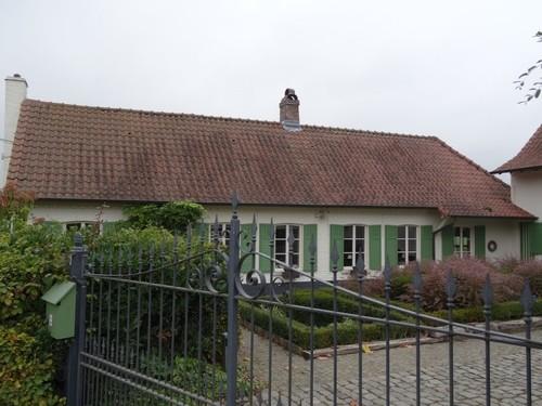 Oudenaarde Vogelzang 2 Boerenhuis