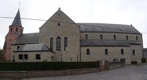 Oudenaarde Oudstrijdersstraat 111 Zuidzijde van de kerk