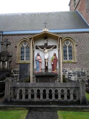 Oudenaarde Edelareberg zonder nummer Calvariekapel bij de Sint-Martinuskerk