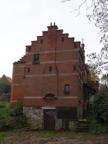 Oudenaarde Edelareberg 39 Noordwestzijde