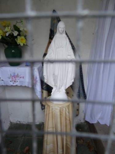Oudenaarde Rekkemstraat zonder nummer Interieur van de kapel