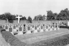 Militair kerkhof Tweede Wereldoorlog